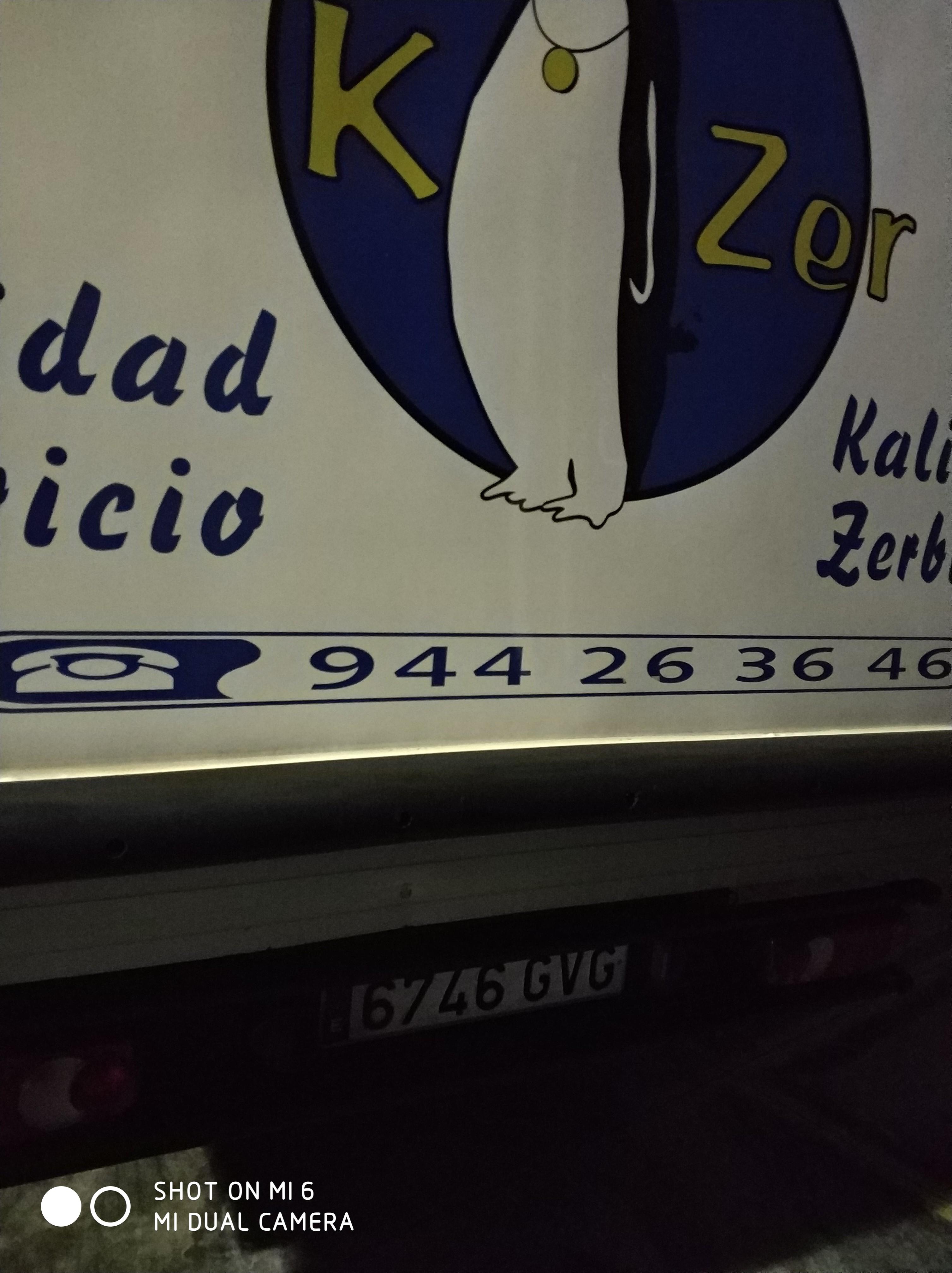 Camion + furgon 6746GVG