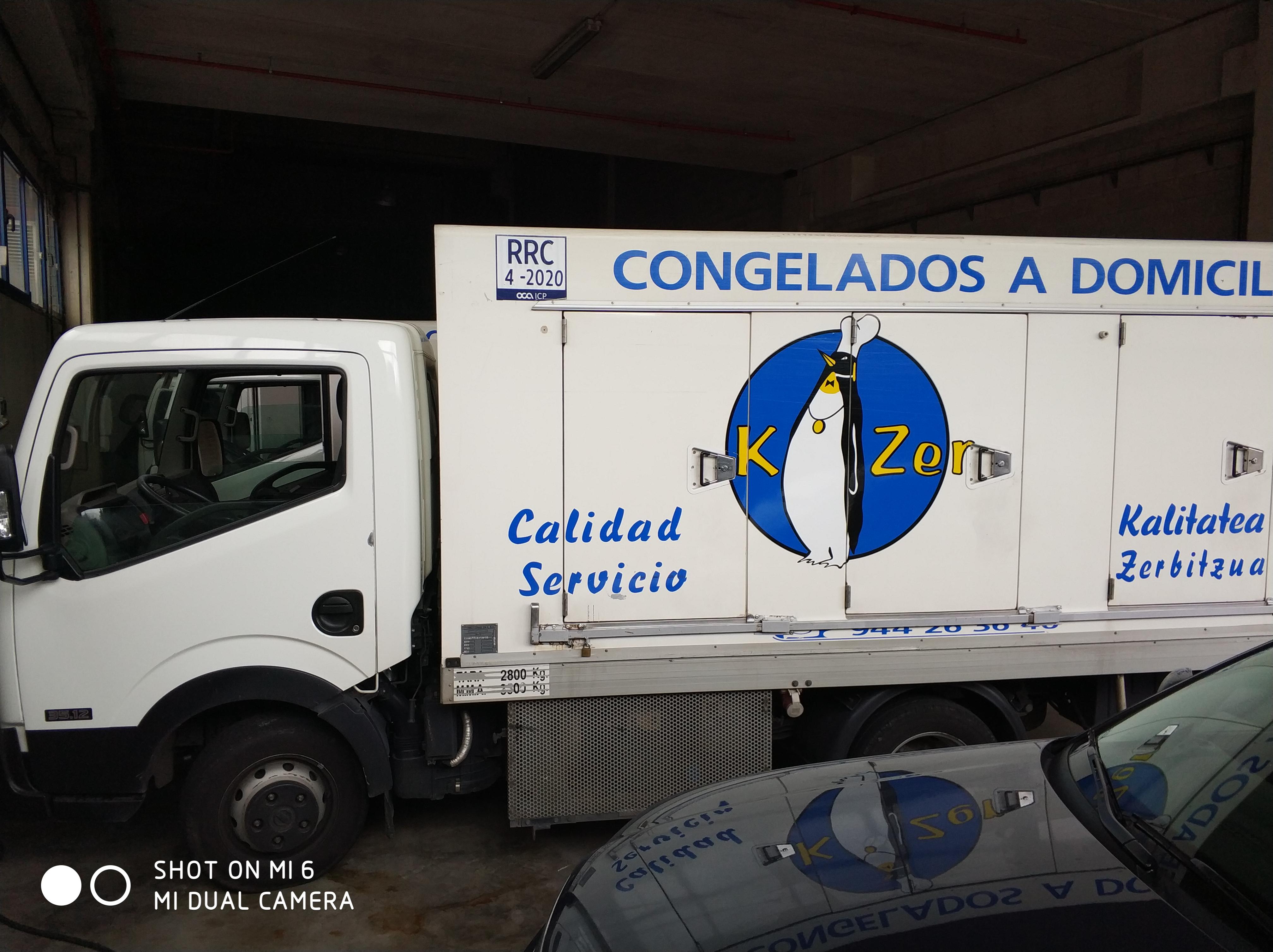 Modelo camion + furgon 3