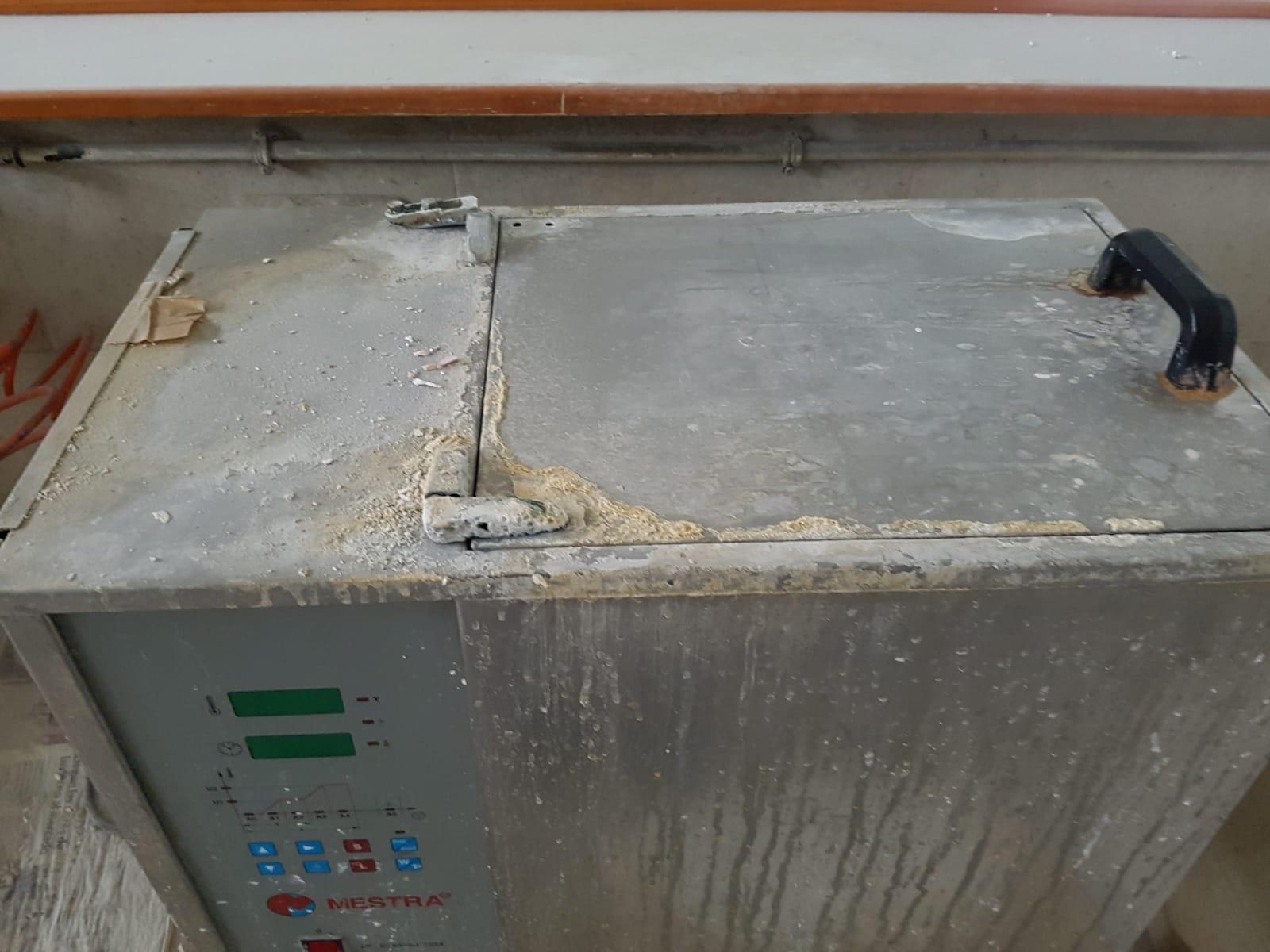 Lavadora sucia 1